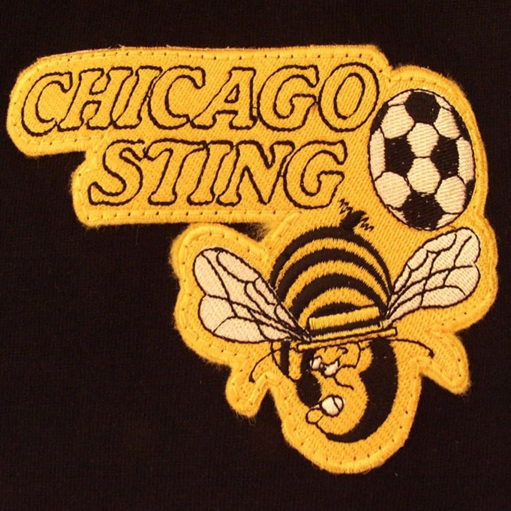 34d4c019c84 ... Retro Football Jersey. Chicago Sting 1979 Away Maglia Storica Calcio