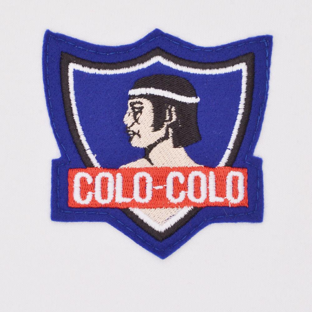 Colo Colo 1972 Maglia Storica Calcio