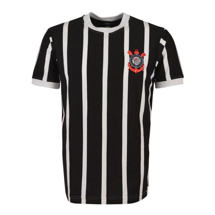 Corinthians 1977 Camiseta Retro Fútbol