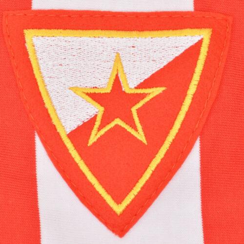 Stella Rossa Belgrado 1978-79 Maglia Storica