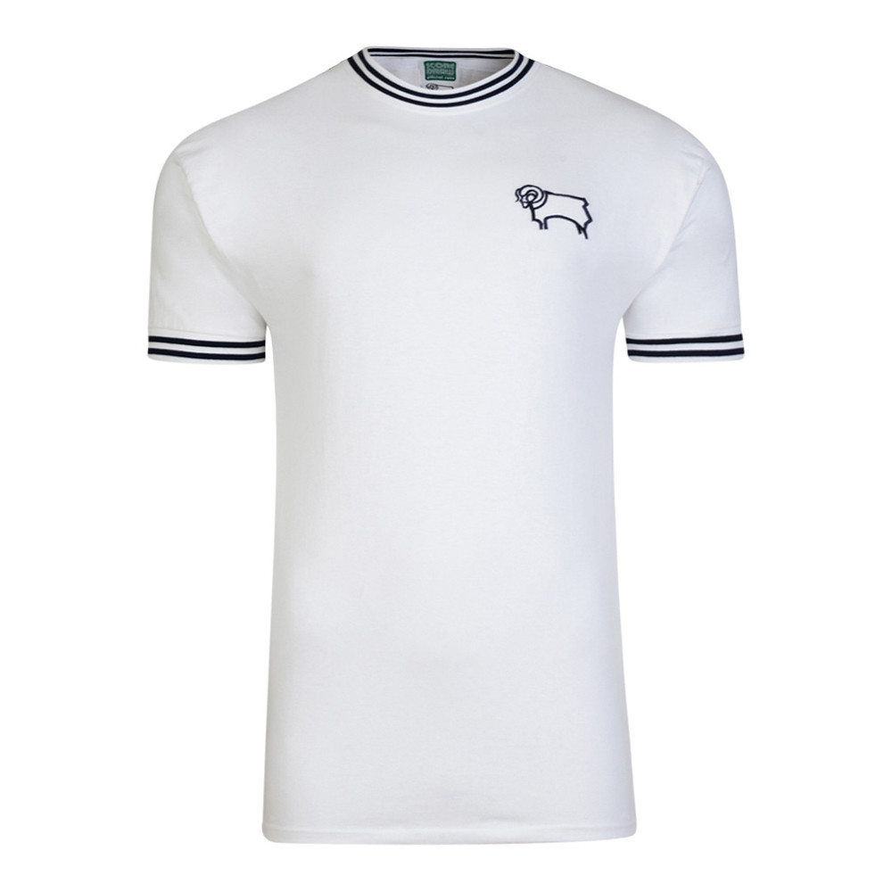 Derby County 1971-72 Retro Football Shirt