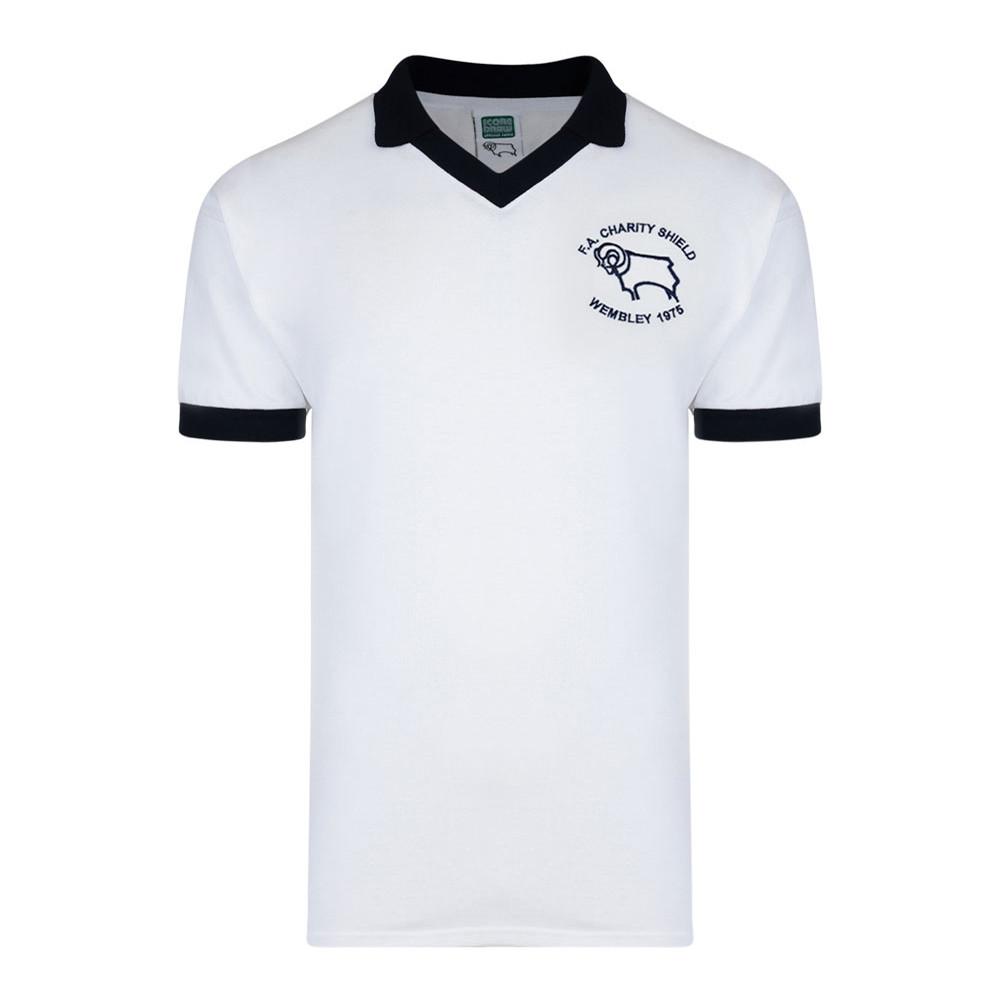 Derby County 1975-76 Retro Football Shirt