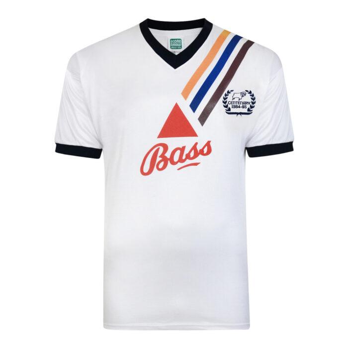Derby County 1984-85 Maglia Storica Calcio