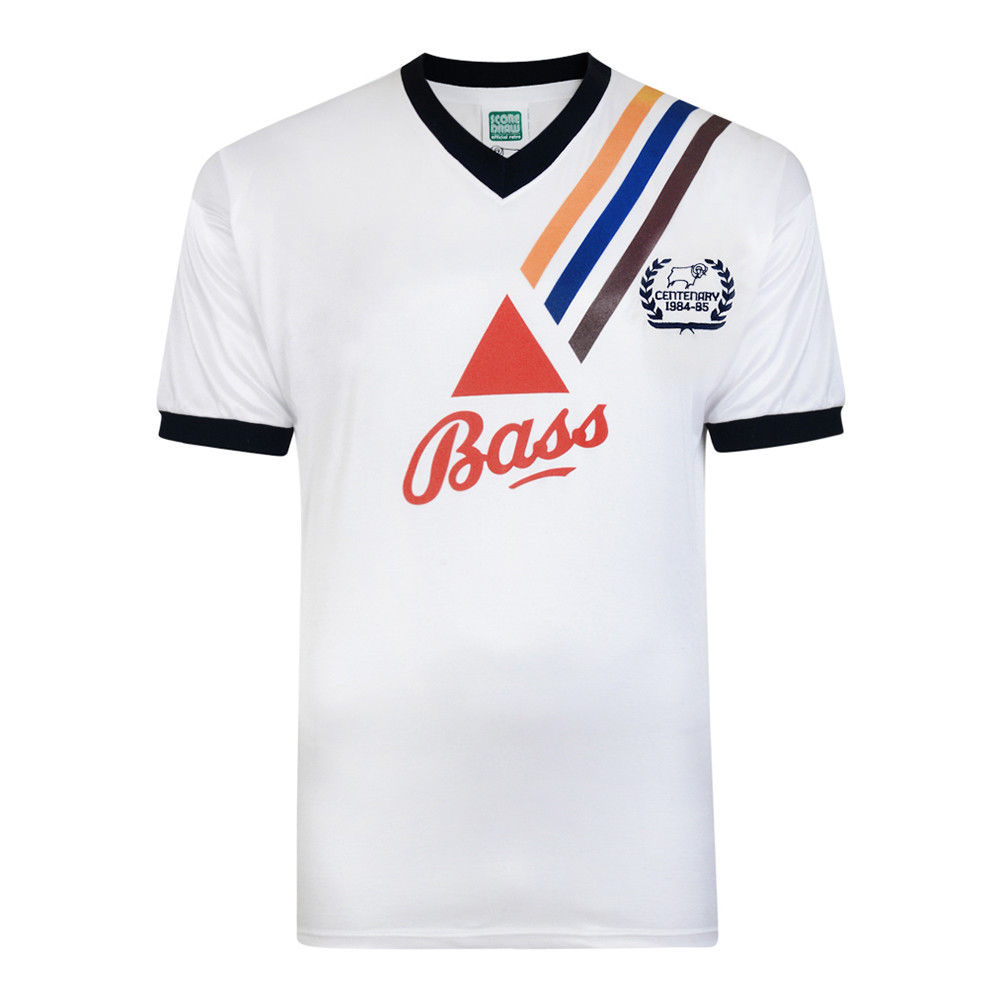 Derby County 1984-85 Retro Football Shirt
