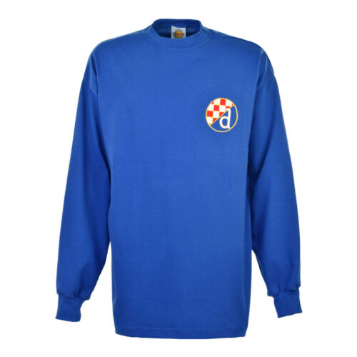 Dinamo Zagreb 1974-75 Retro Football Shirt