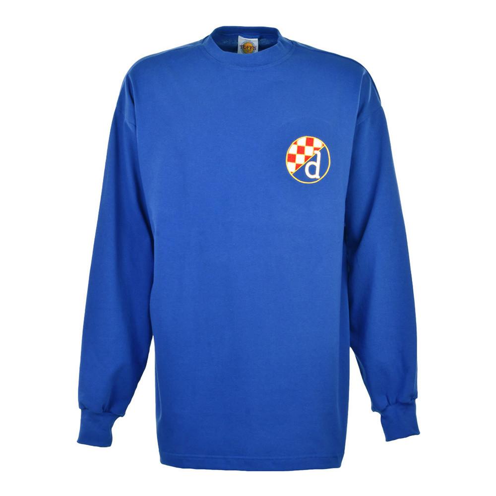 Dinamo Zagreb 1974-75 Camiseta Retro Fútbol