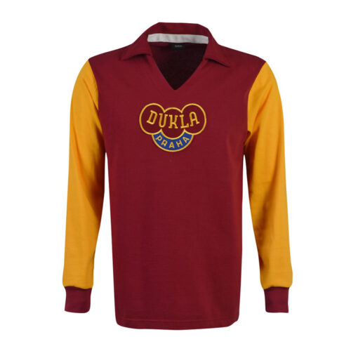 Dukla Prague 1957-58 Retro Football Shirt