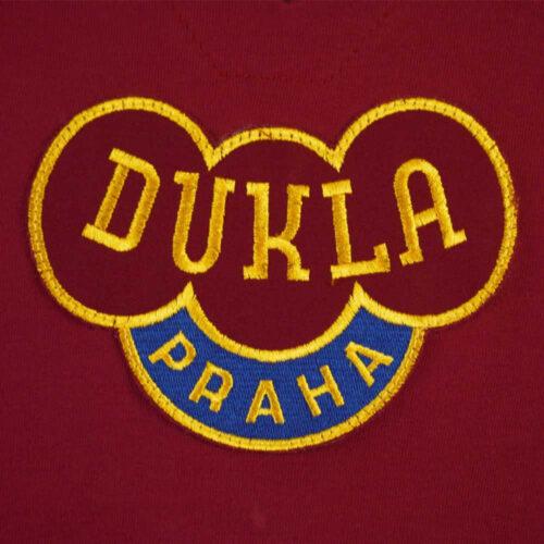 Dukla Praga 1957-58 Maglia Storica Calcio