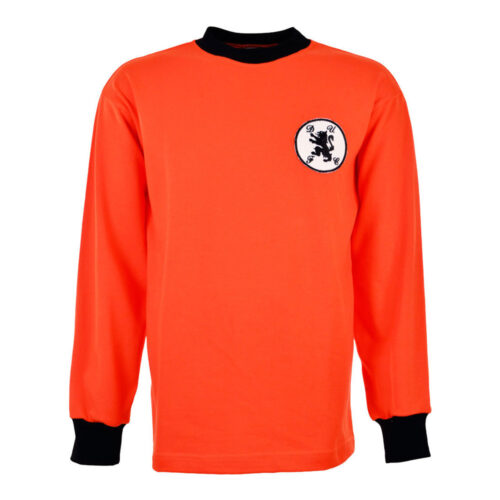 Dundee United 1969-70 Retro Football Shirt