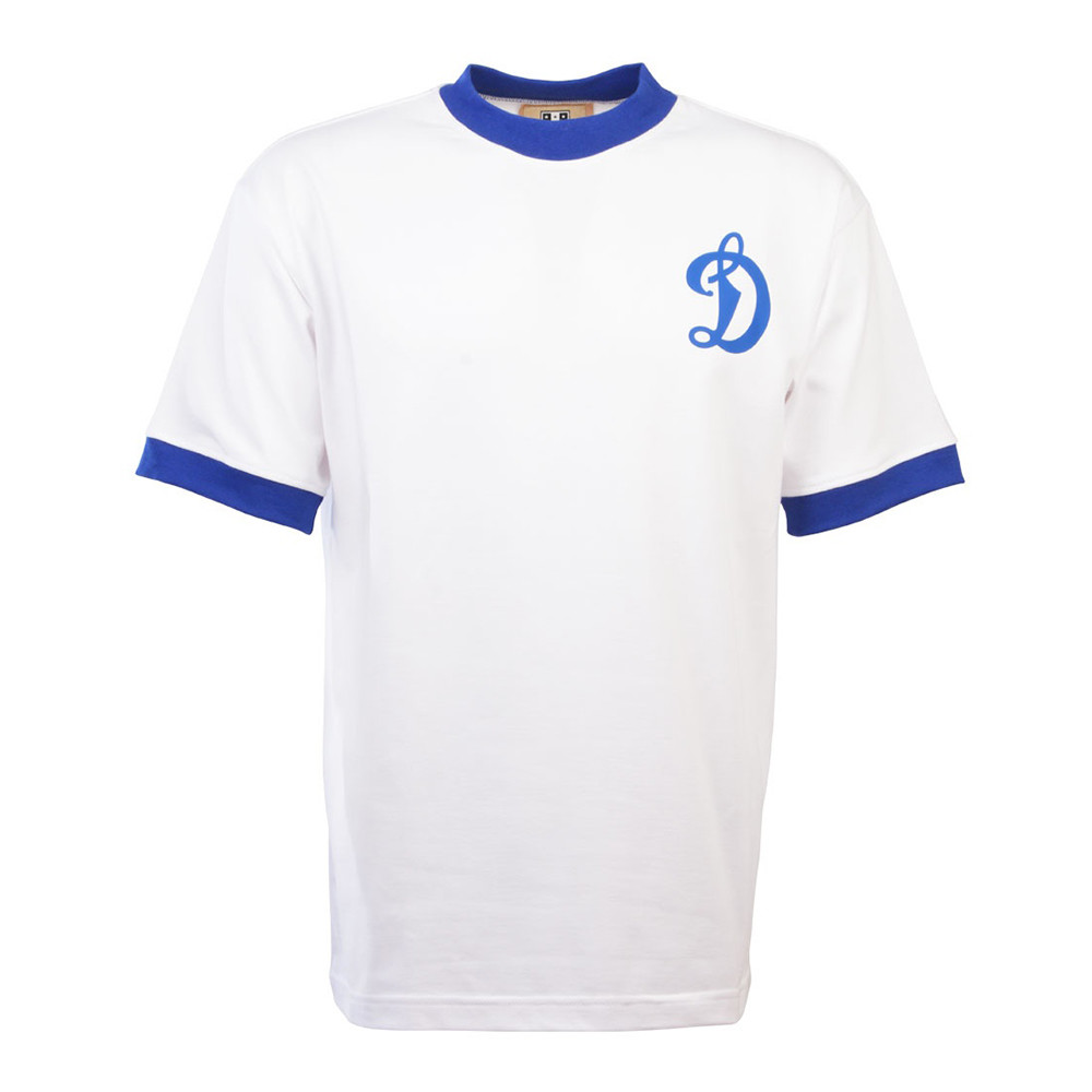 Dynamo Kiev 1975 Retro Football Shirt