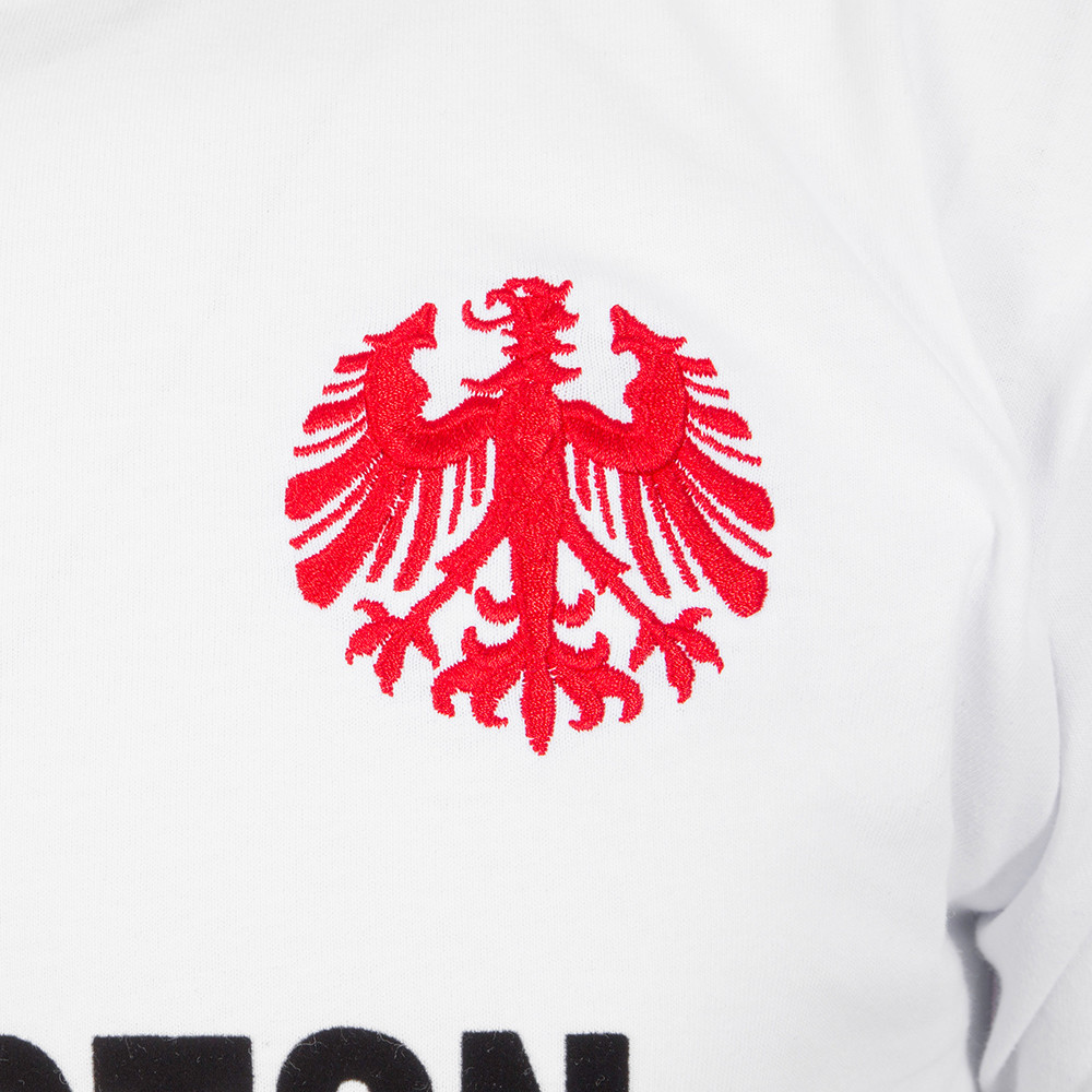 Eintracht Francoforte 1974-75 Away Maglia Storica