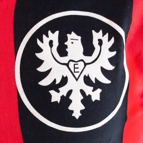 Eintracht Francoforte 1979-80 Maglia Storica