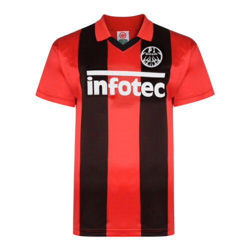 Eintracht Frankfurt 1982-83 Retro Shirt Football