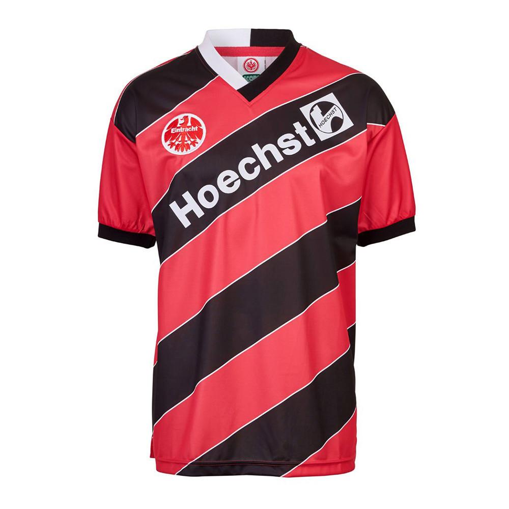 Eintracht Francoforte 1987-88 Maglia Storica