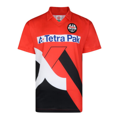Eintracht Frankfurt 1994-95 Retro Football Shirt