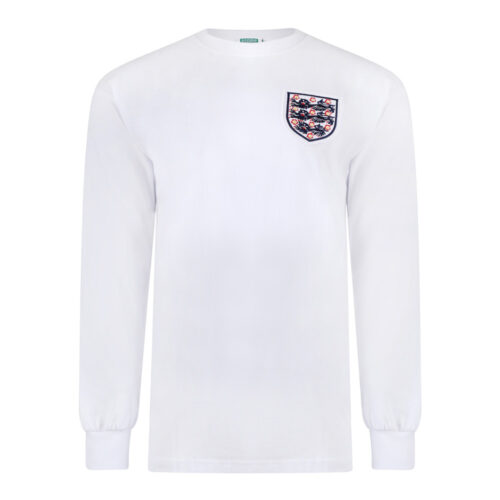 England 1966 Retro Football Shirt