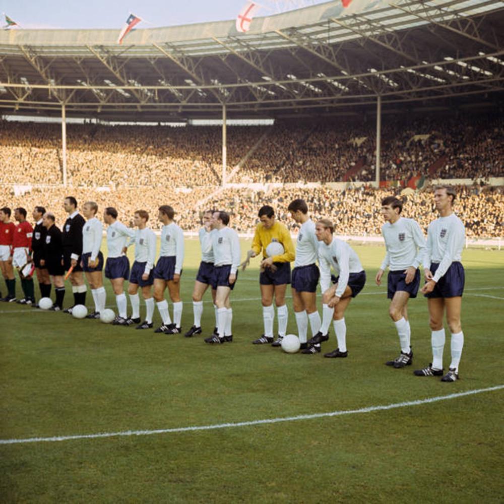Inghilterra 1966 Maglia Storica Calcio