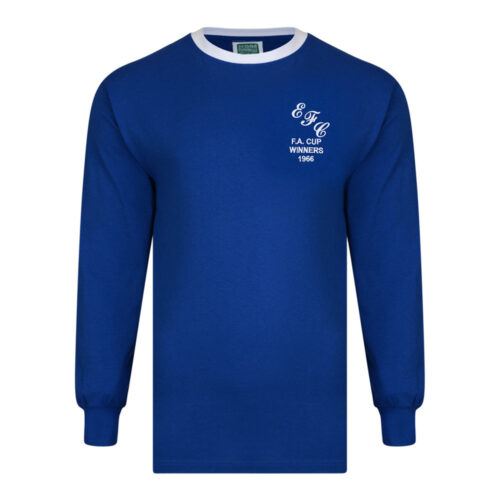 Everton 1965-66 Retro Football Shirt