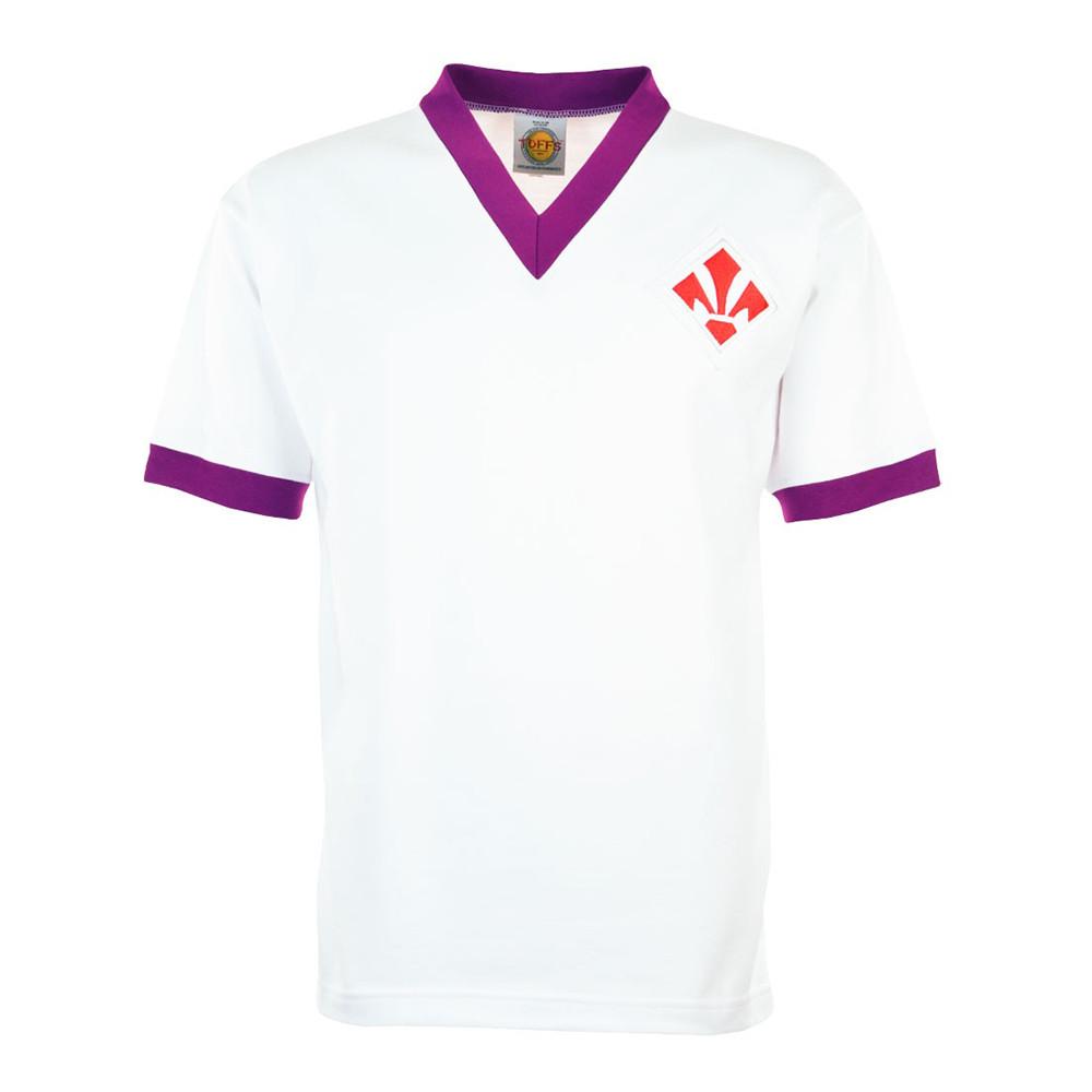 Fiorentina 1960-61 Camiseta Retro Fútbol