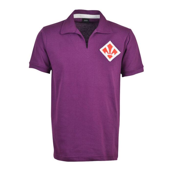 Fiorentina 1965-66 Maillot Rétro Foot