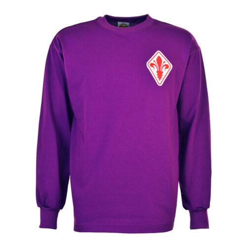 Fiorentina 1974-75 Camiseta Retro Fútbol
