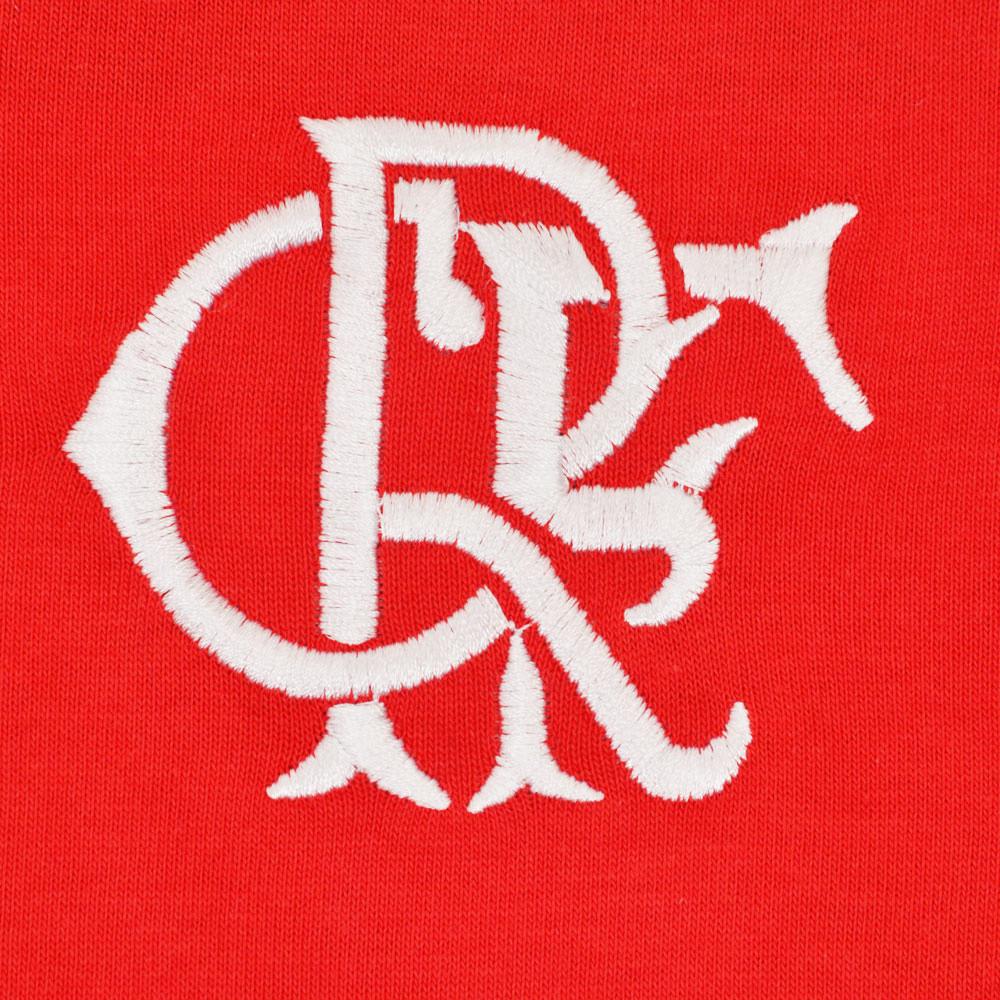 Flamengo 1973 Maglia Storica Calcio