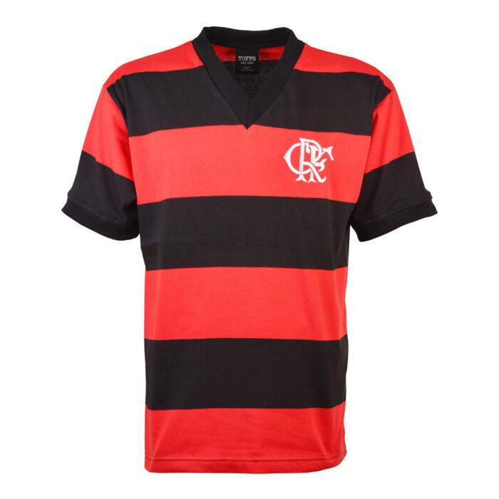 Flamengo 1981 Camiseta Retro Fútbol