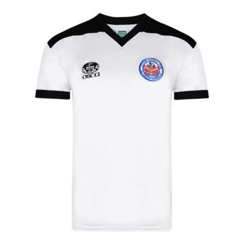 Fulham 1982-83 Camiseta Retro Fútbol