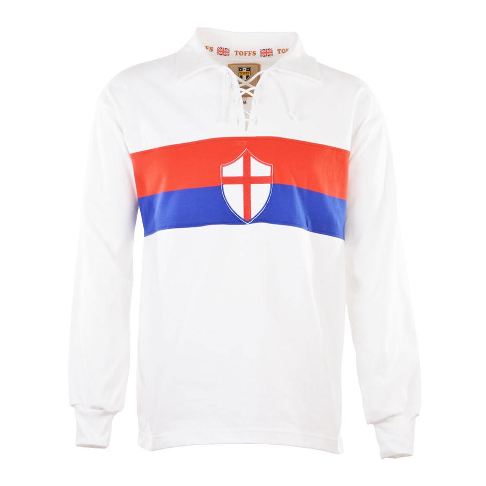 Genoa 1922-23 Camiseta Retro Fútbol