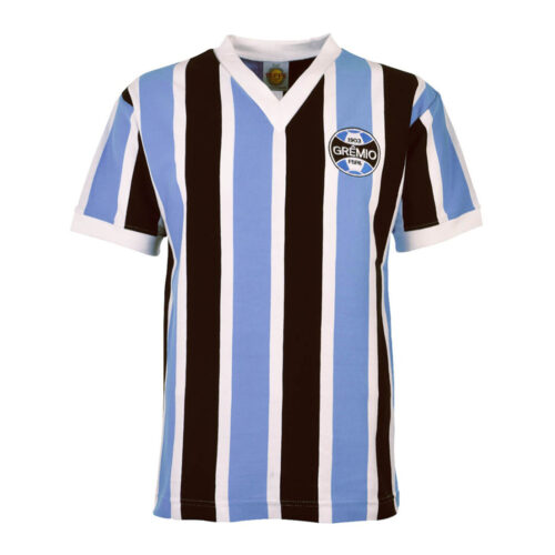 Grêmio Porto Alegre 1983 Retro Football Shirt