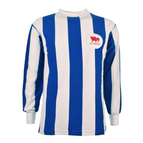 Huddersfield Town 1969-70 Camiseta Retro Fútbol