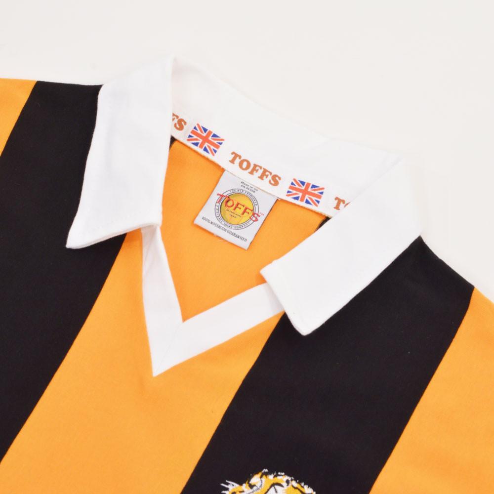 Hull City 1979-80 Maglia Storica Calcio