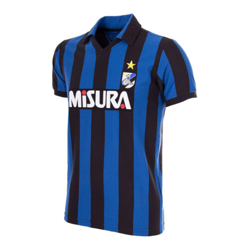 Inter 1986-87 Camiseta Retro Fútbol