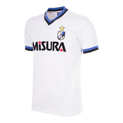 Inter 1986-87 Camiseta Fútbol Retro