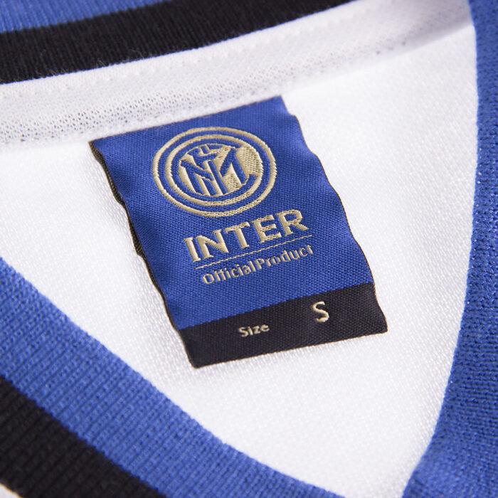 Inter 1986-87 Away Maglia Storica Calcio