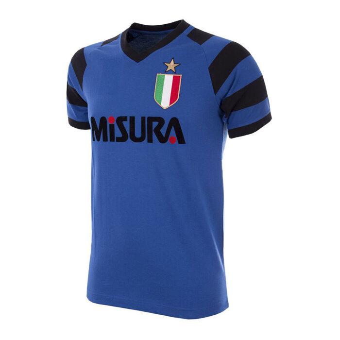 Inter 1989-90 Maillot Rétro Foot