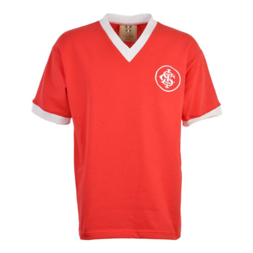 Internacional 1975 Retro Football Shirt