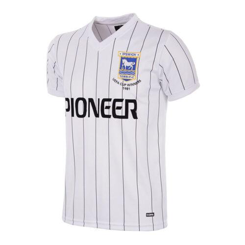 Ipswich Town 1981-82 Camiseta Fútbol Retro