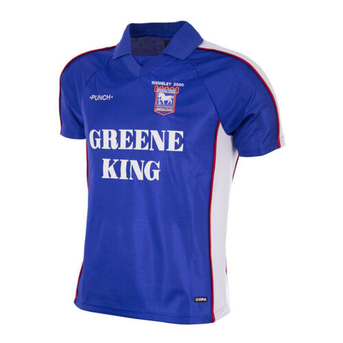 Ipswich Town 1999-00 Retro Football Shirt