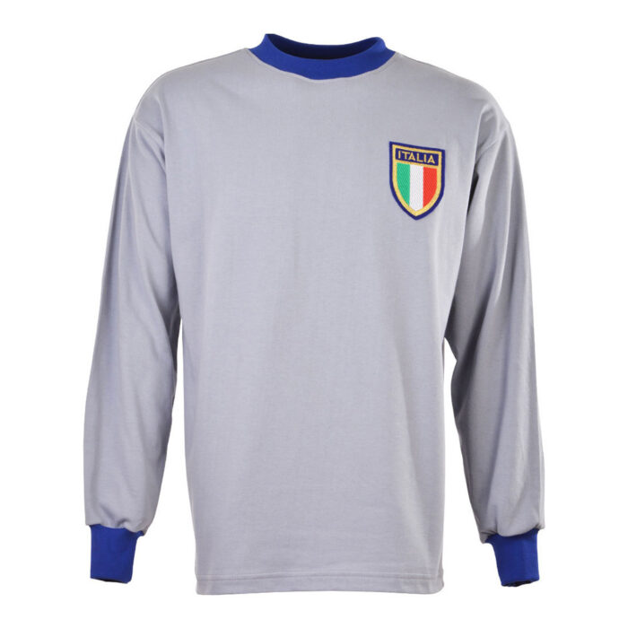Italy 1954 Retro Goalkeeper Shirt