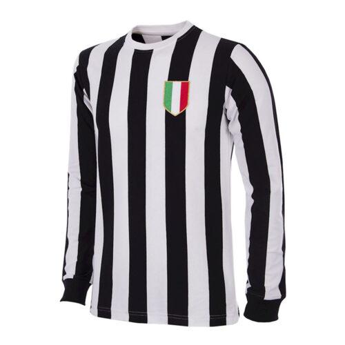 Juventus 1952-53 Camiseta Retro Fútbol