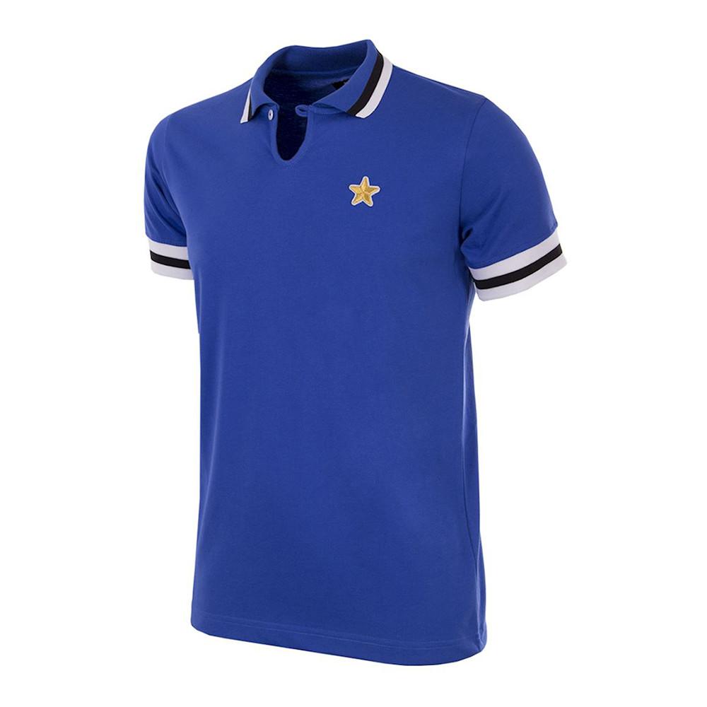 Juventus 1976-77 Camiseta Fútbol Retro
