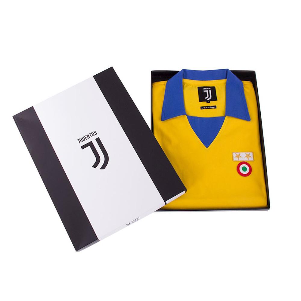 Juventus 1983-84 Away Maglia Storica Calcio
