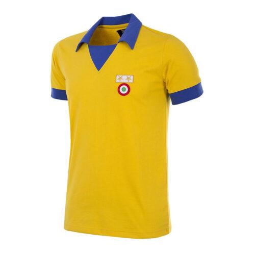 Juventus 1983-84 Camiseta Retro Fútbol