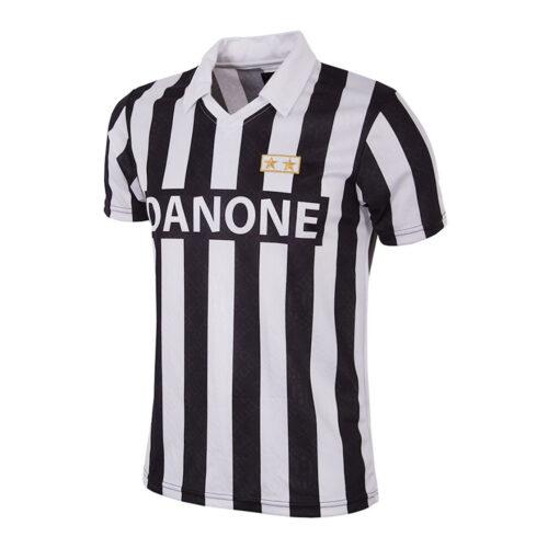 Juventus 1992-93 Camiseta Retro Fútbol