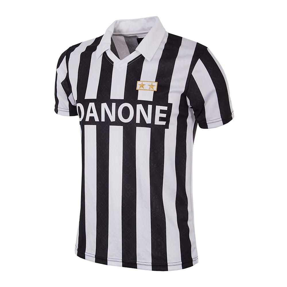 Juventus 1992 93 Retro Football Shirt | Retro Football Club ®