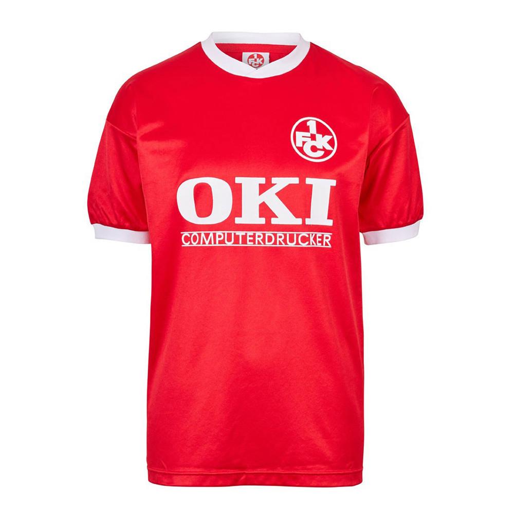 Kaiserslautern 1990-91 Retro Football Shirt