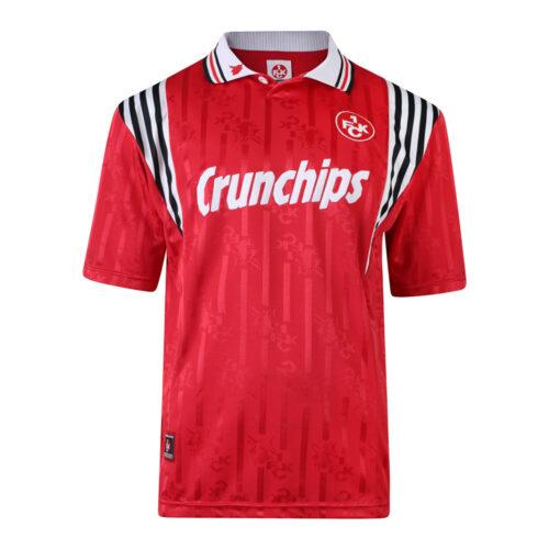 Kaiserslautern 1997-98 Camiseta Retro Fútbol