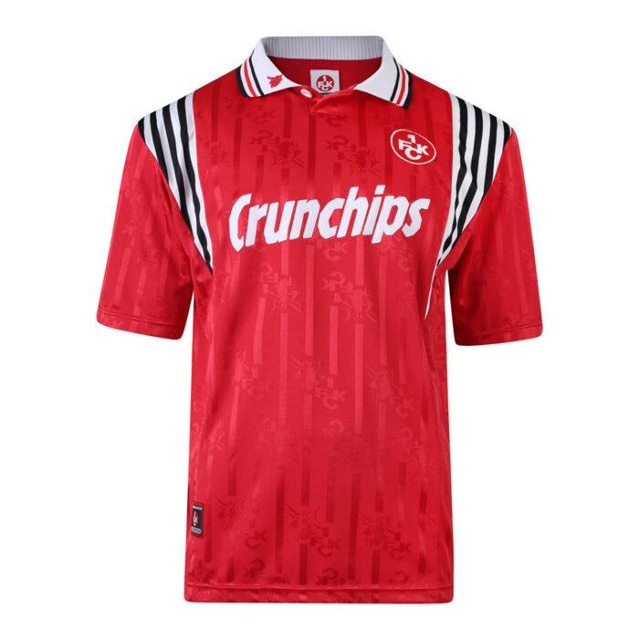 Kaiserslautern 1997-98 Retro Football Shirt