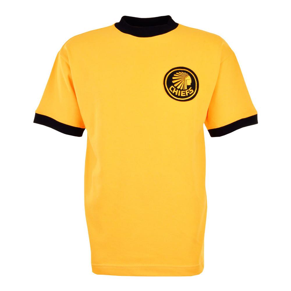 Kaizer Chiefs 1974 Maglia Storica Calcio